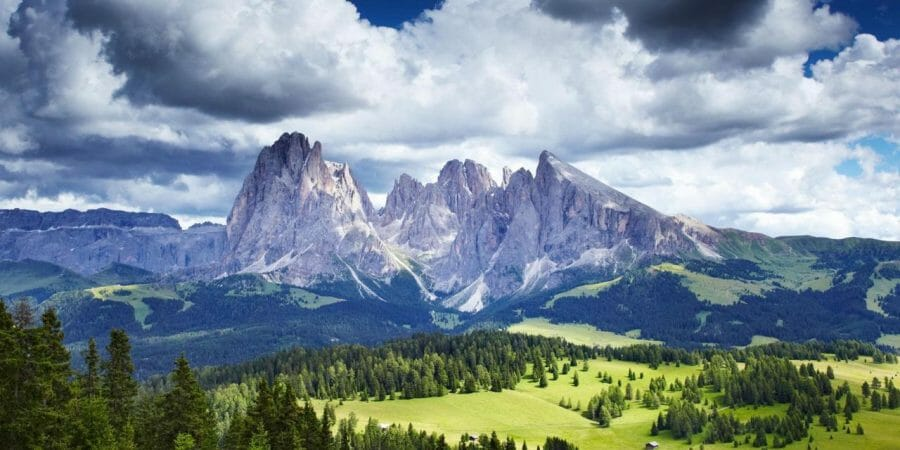 Italian dolomites trail running wellness retreat run for Where are the dolomites located in italy
